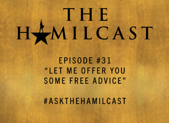 EPISODE 31 ASK THE HAMILCAST